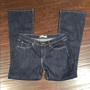 Women's Levi's size 10 like new 518 bootcut jean